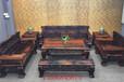 老船木沙发中式组合实木沙发茶几桌椅复古泡茶沙发茶艺桌