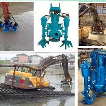 江淮直供—精良液压泥浆泵—JHW220耐磨挖掘机沙浆泵图片