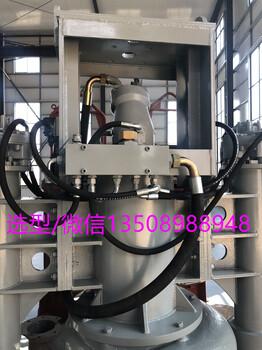 大功率挖掘机钢厂抽沙泵山东江淮JHW泵体形状