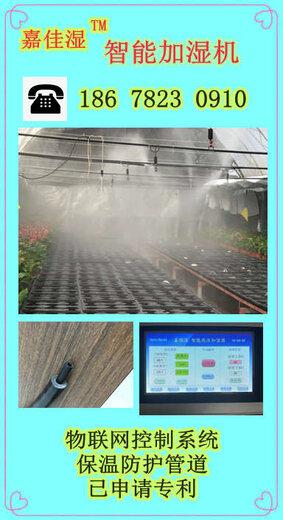 蔬菜大棚微霧加濕,嘉佳濕加濕機加濕器