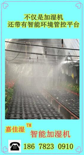 菇房種植智能噴霧機,嘉佳濕加濕機械