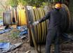 山東東營電纜回收