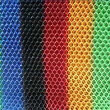 3D网布坐垫套易清洗拆卸黑色大孔电瓶车摩托车坐垫套网眼布图片