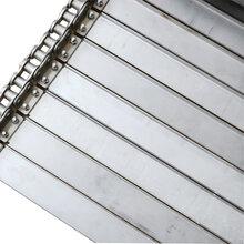 厂家直销304不锈钢链板烘干机不锈钢输送链板食品加工传送链板