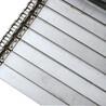 不锈钢链板厂家碳钢链板镀锌链板经久耐用