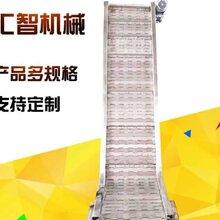 低价供应热风链板烘干机链条网带输送机排屑风干食品输送机