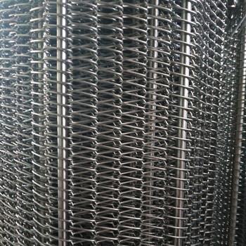 厂家生产辣椒烘干机网带工业输送长城网带304不锈钢食品网带