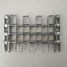 304链板式输送带不锈钢输送带烘干机网带