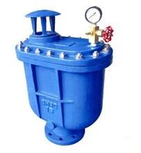 供應自動排氣吸氣閥管道空氣閥圖片