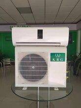 广州空调现货批发1匹壁挂式空调单冷空调特价批发图片