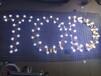 房地产售楼字制作新楼盘广告楼盘发光字LED发光字