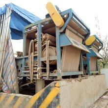 低价出售二手12长3米宽污泥脱水带式压滤机图片