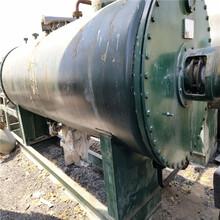 公司轉讓二手耙式真空干燥機3000L耙式干燥機現場試機成色新圖片