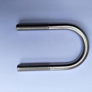 厂家供应不锈钢U型螺栓镀锌u型管卡任意大小均可定做图片1