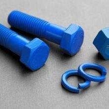 廠家生產特氟龍外六角螺絲35Crmoa特氟龍螺栓廠家圖片