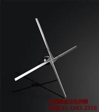 艺术科技,东隅桑榆3D全息投影风扇广告机