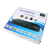 外贸厂家直销fraskoof9+combo高清机顶盒现货图片