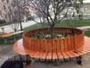 大连市实木长条座椅组合批发
