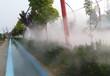重庆喷雾除尘、重庆喷雾造景、重庆易森喷雾景观