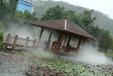 昆明人造霧、環保監察、噴霧除塵、大鵬花卉噴霧澆灌、易森霧景