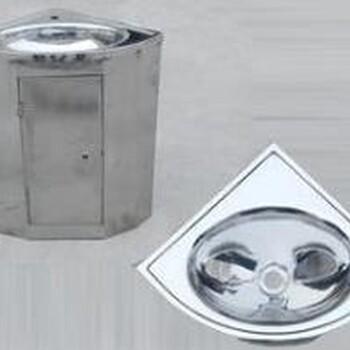 扇形不锈钢洗手盆