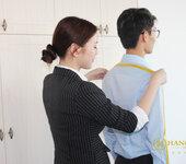 中国人穿西装什么版型才好看-汉朗尼男装定制