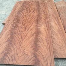 桃花芯树杈木饰面板生产厂家,加长装饰面板图片