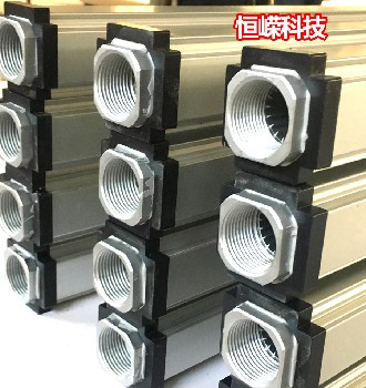 PTC發熱管PTC加熱管恒嶸6KW半導體電鍋爐加熱管
