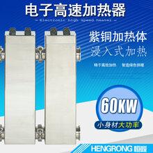 采暖電鍋爐加熱器半導體加熱器紫銅加熱體浸入式加熱恒嶸科技圖片