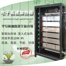 60KW电锅炉加热器PTC电采暖炉加热器恒嵘半导体加热器图片