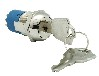 19mm钥匙开关,多档位电源锁,电子锁