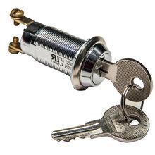 电瓶车启动电源锁钥匙开关_车箱锁钥匙开关机动车电源钥匙开关锁