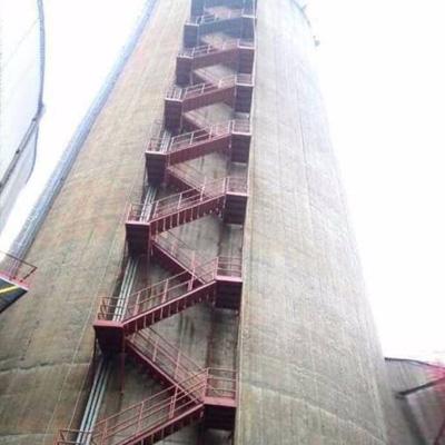 保定烟囱转梯,折梯安装专业施工单位