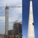 阜新混凝土煙囪外爬梯平臺更換安裝施工單位實力廠家