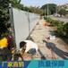 中山市雙層復合板施工圍擋32米夾芯板隔音建筑圍墻