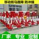 福建省校园大门防撞护栏1.2米高安全隔离拦车杆