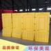 道路施工高圍欄塑料水馬圍擋加水增重隔離護欄