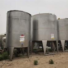 出售二手發酵罐生物發酵罐大型發酵罐20平方發酵罐圖片