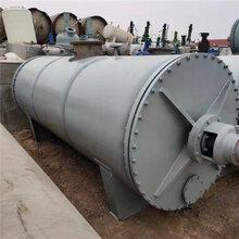 供应二手流化床干燥机震动式流化床直径1米长12米流化床图片
