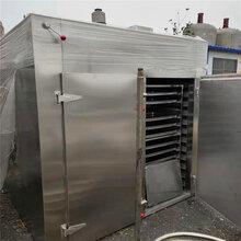 供應二手烘箱、二手2門4車烘箱、二手熱風循環電氣兩用烘箱圖片