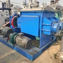 供應二手2000型螺桿擠出捏合機二手液壓翻缸捏合機圖片