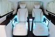 汕頭奔馳威霆改裝航空座椅加裝實木地板定制升級不限車型