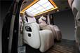 奔馳威霆改裝邁巴赫太空椅沙發床,你喜歡嗎?