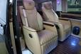 奔馳威霆V260L升級埃爾法太空椅高頂加裝升級邁巴赫包圍