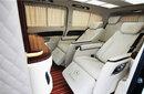 奔驰V260改迈巴赫内饰!迈巴赫立标,航空座椅,你的商务之选图片