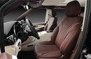 奔驰V260升级改装迈巴赫奢华内饰,有实力,想低调都不行图片