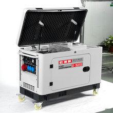 昆明380V40千瓦柴油發電機組圖片