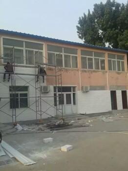 吉林PVC外墙挂板厂家别墅乡村装修装饰保温板环保新型外墙挂板内墙扣板旧楼改造PVC板
