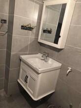 山東臨沂碳纖維浴室柜廠家,碳纖維浴柜批發價格圖片