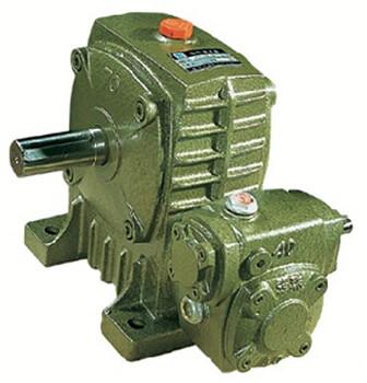 WPEDA40-70-500-A减速机输入轴